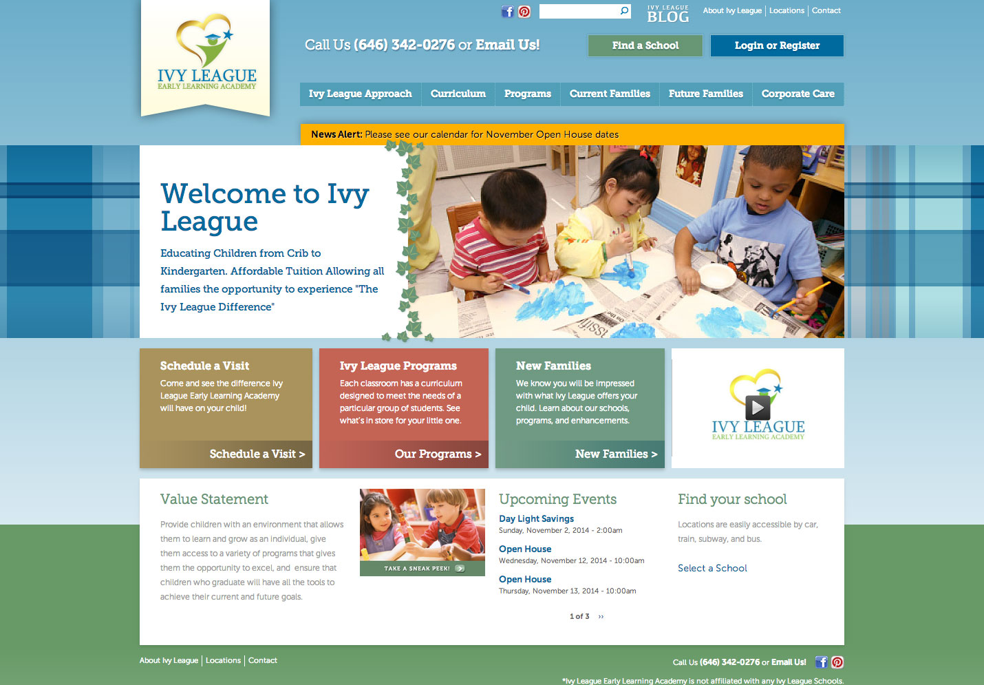 Ivy League Early Learning Center