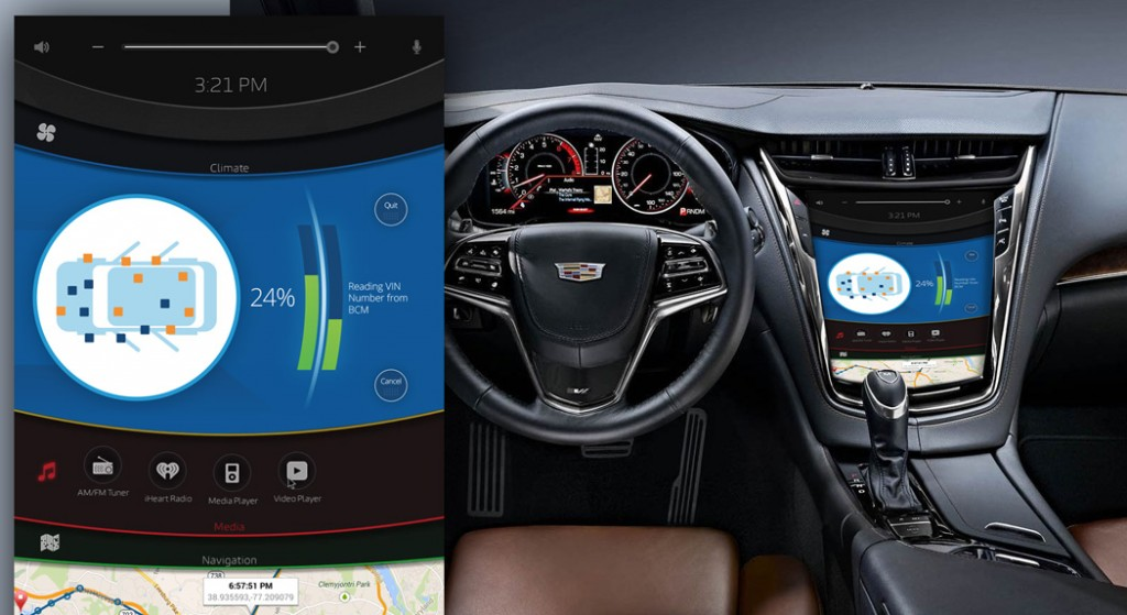 Movimento Cadillac Mitsubishi