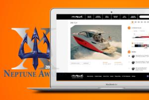 Sea Ray Boat Configurator Wins Neptune Award